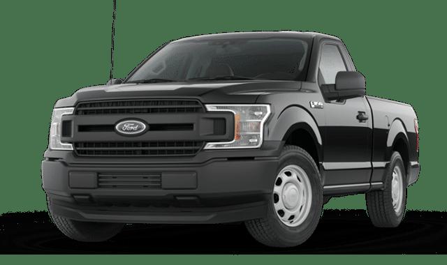Black 2019 Ford F-150 thumbnail