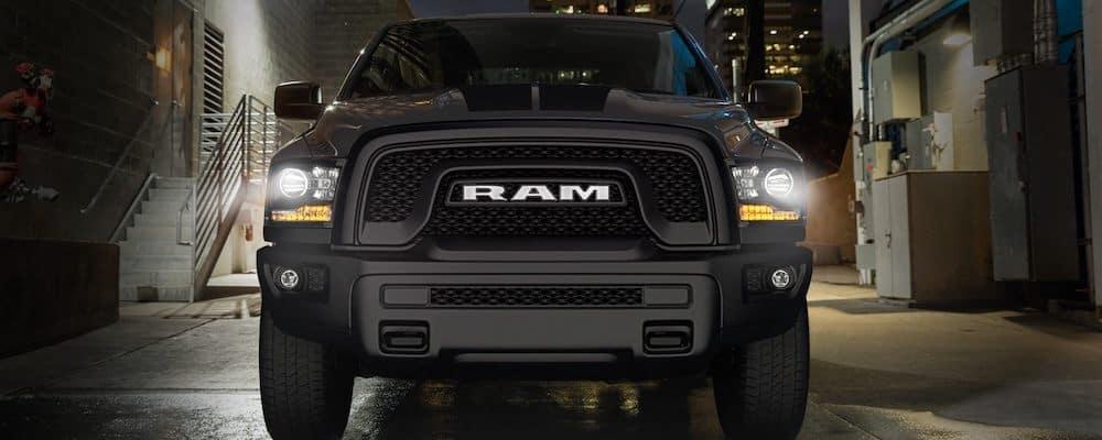 2020 Ram 1500 Night Edition Preview 2020 Ram 1500 Exterior