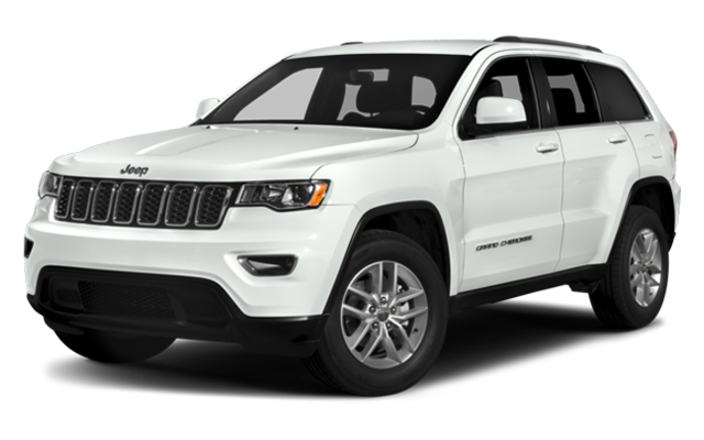 White 2019 Jeep Grand Cherokee thumbnail