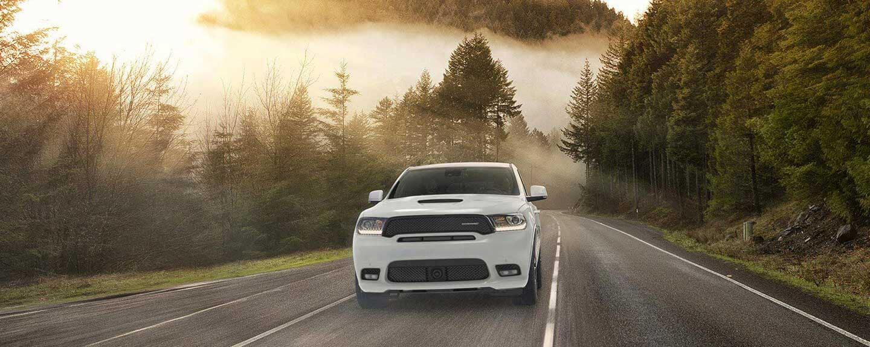 2020 Dodge Durango misty forest drive