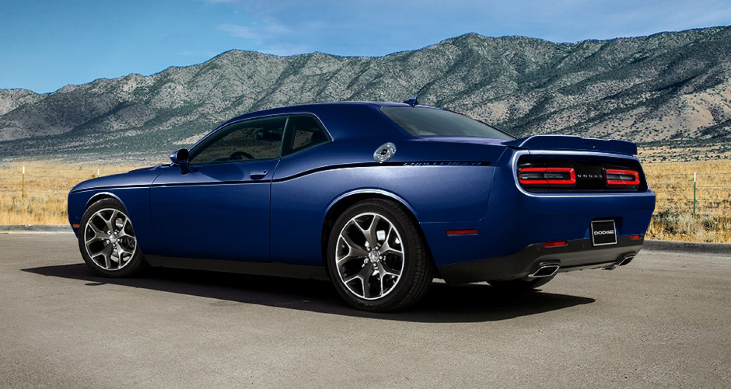 Own the Open Road in a 2017 Dodge Challenger | Old ...