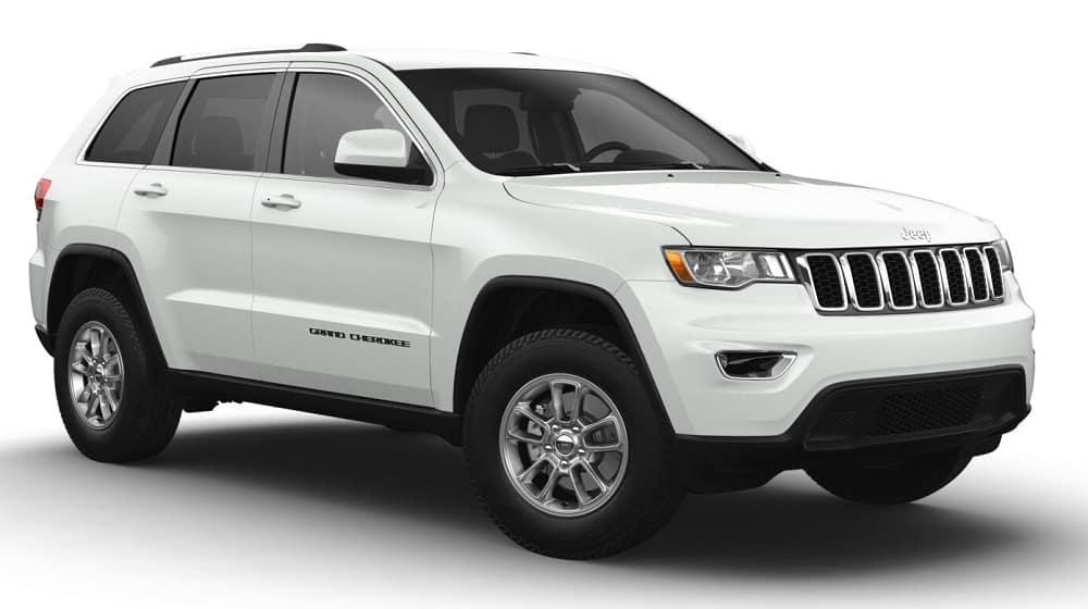 New 2021 Jeep Grand Cherokee Laredo E 4X4
