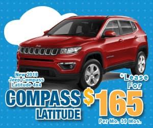 Jeep Compass December