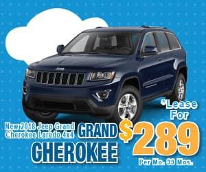 Grand Cherokee December