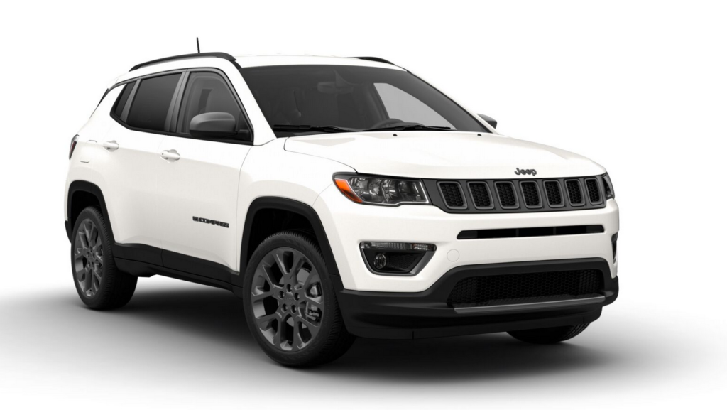 New 2021 Jeep Compass 80th Anniversary Limited