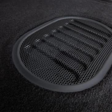 Speaker in a 2018 Jeep Wrangler JK