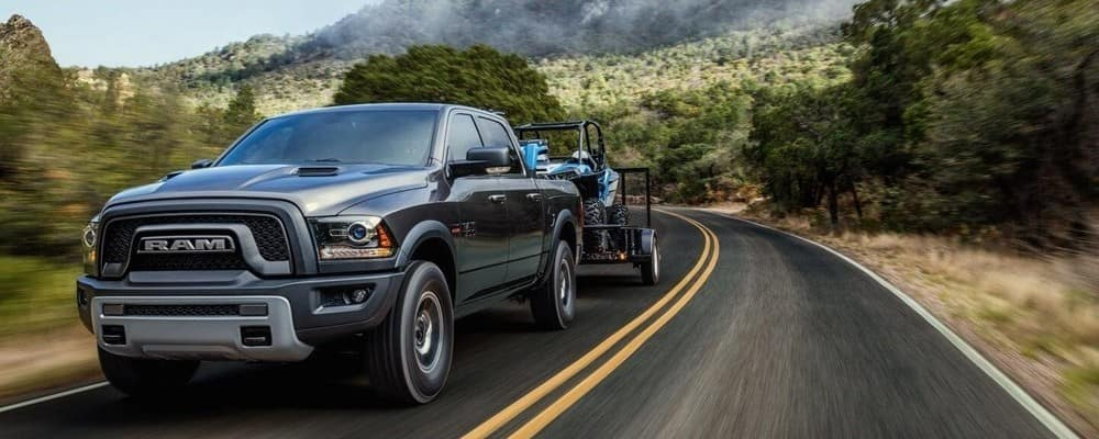 the powerful 2018 ram 1500 towing capacity. Black Bedroom Furniture Sets. Home Design Ideas