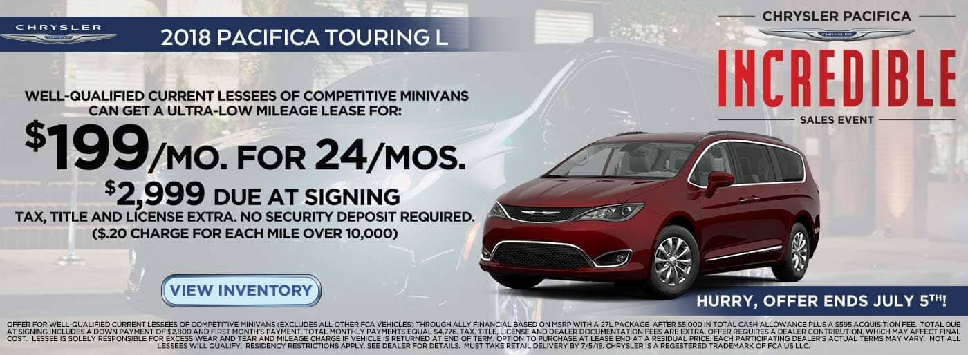 Pacifica Lease