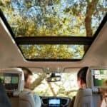 2018 Chrysler Pacifica Interior Features