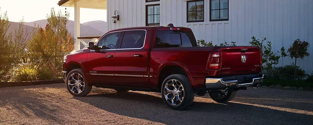 RAM 1500 Truck Bed Sizes and Cabin Dimensions | Measurements