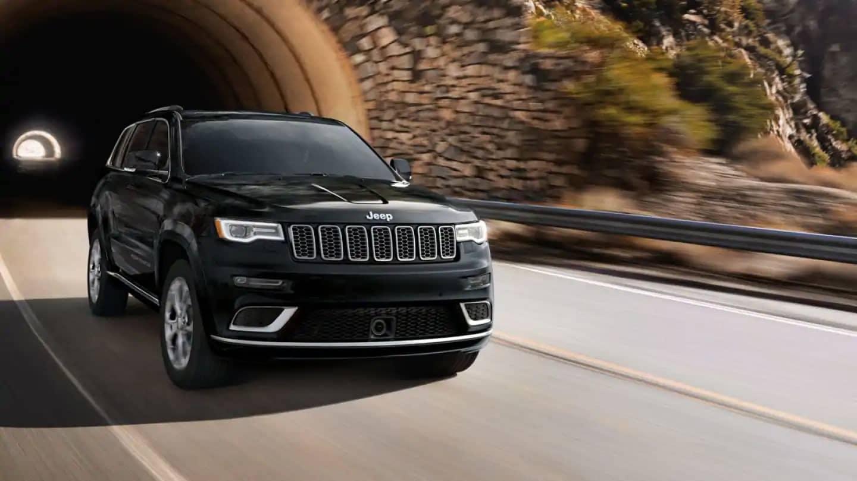 2019 Jeep Grand Cherokee Performance