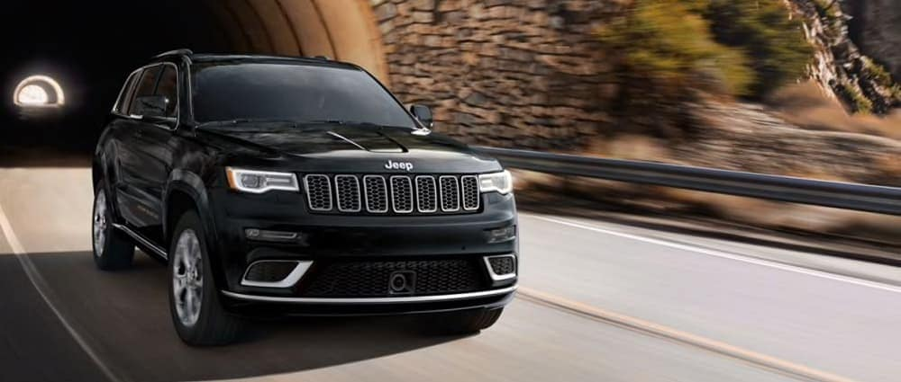 2019 Jeep Grand Cherokee Colors
