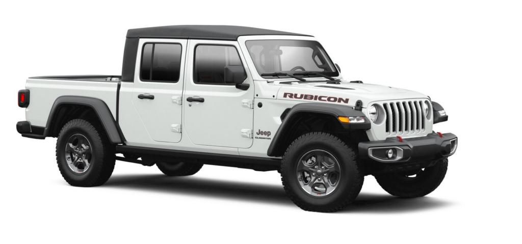 2021 Jeep Gladiator Rubicon 4X4