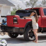 2020 RAM 1500 bed size