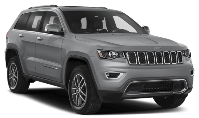 2020 Jeep Grand Cherokee comparison thumbnail