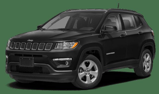 Black 2019 Jeep Compass