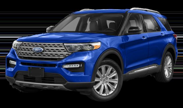 2020 Ford Explorer comparison thumbnail