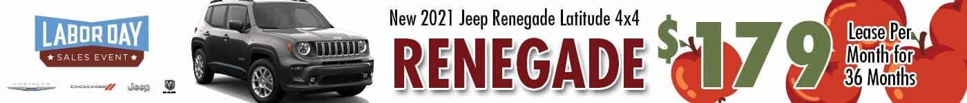 CDJ Renegade Sept 21 INV