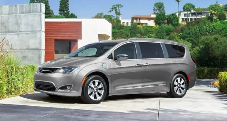 Chrysler Pacifica and Ram 1500 Named to Car and Driver's