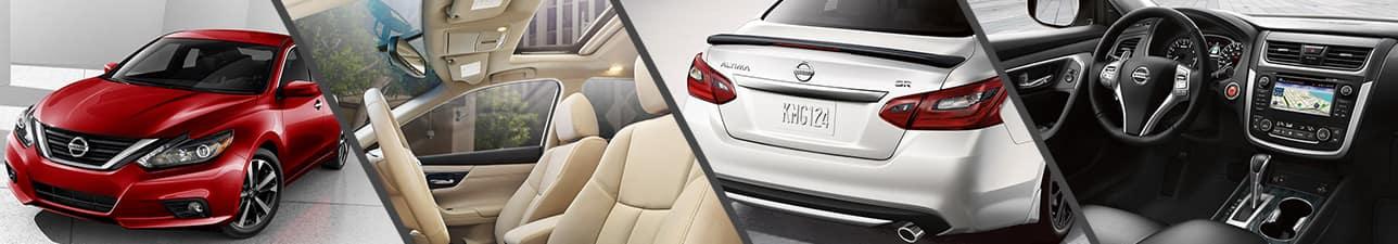 New 2017 Nissan Altima for sale in Miami FL