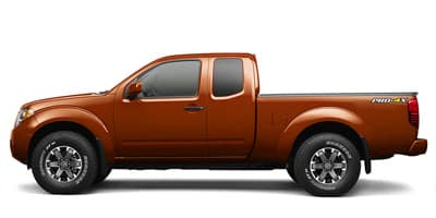 Research New Nissan Frontier