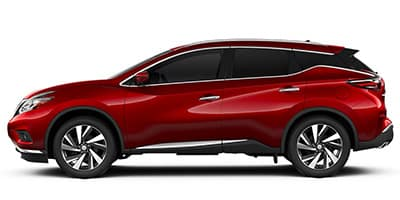 Research New Nissan Murano