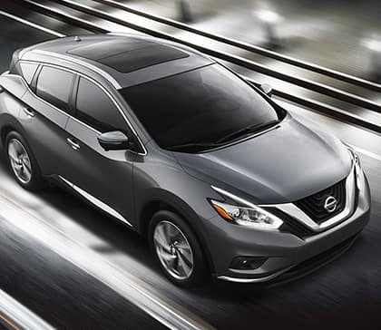 New 2017 Nissan Murano S with Navigation