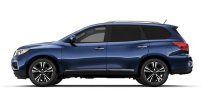 Research New Nissan Pathfinder