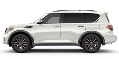 Research New Nissan Armada