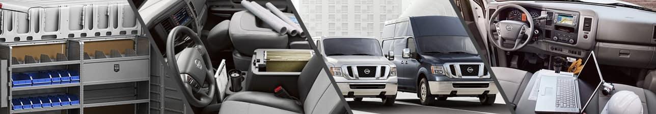 New 2018 Nissan NV Cargo Van for sale in Miami FL