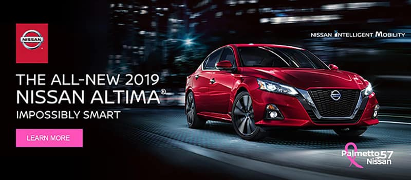 Reserve a 2019 Nissan Altima Today in Miami, FL