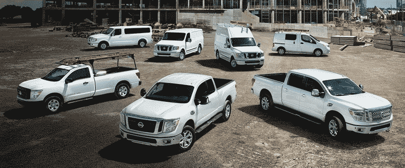 Nissan Commercial Vehicle Warranty
