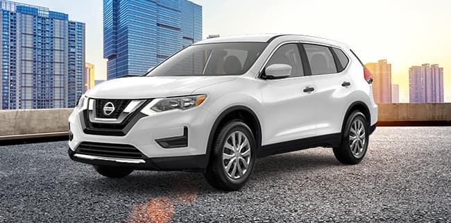 <center>2020 Nissan Rogue S</center>