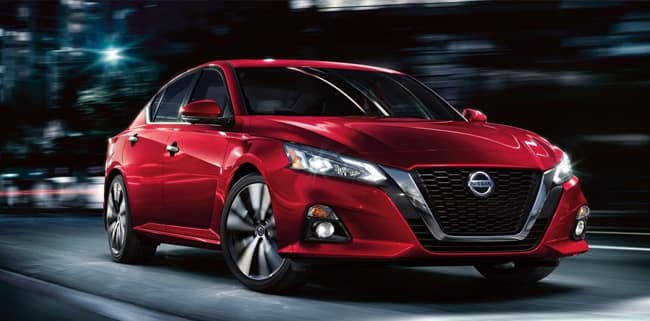 <center>New 2020 Nissan Altima S</center>