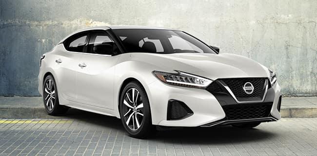 <center>2020 Nissan Maxima S</center>