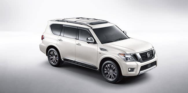 <center>New 2019 Nissan Armada SL</center>