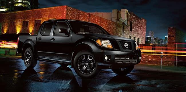 <center>New 2019 Nissan Frontier SV Midnight Edition</center>