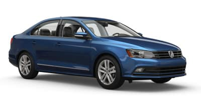 New 2017 VW Jetta