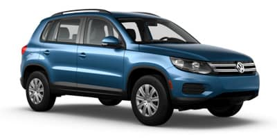 New 2017 VW Tiguan Limited