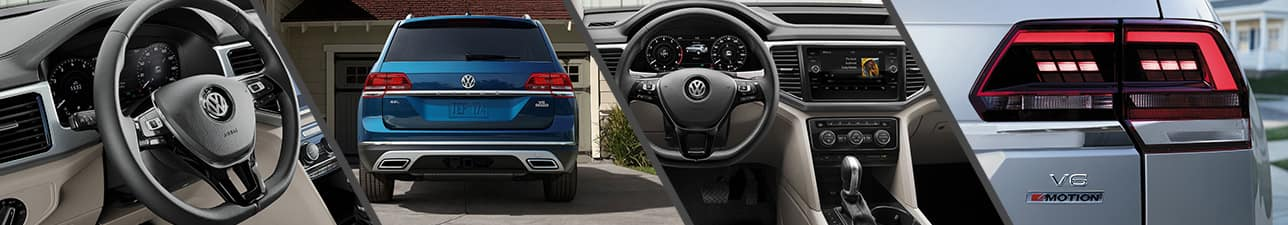 New 2018 Volkswagen Atlas for sale in Miami FL