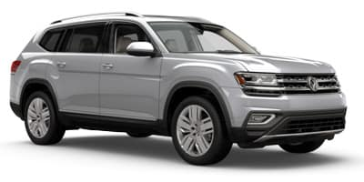 New 2018 VW Atlas