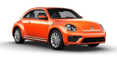 New 2017 VW Beetle