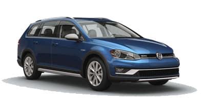 New 2017 VW Golf Alltrack