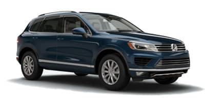 New 2017 VW Touareg