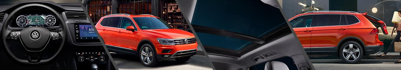 New 2018 Volkswagen Tiguan for sale in Miami FL