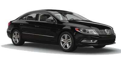 New 2017 VW CC