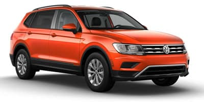 New 2018 VW Tiguan