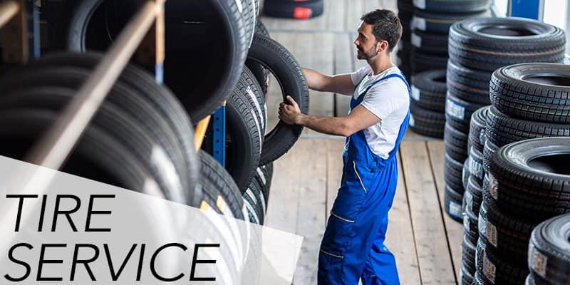Professional Volkswagen Tire Service | Miami, FL