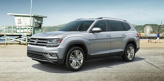 <center>2018 Volkswagen Atlas SEL Premium</center>
