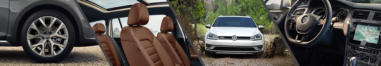 New 2018 Volkswagen Golf Alltrack for sale in Miami FL